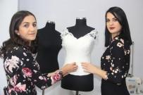 ÖZEL TASARIM - Antalyalı Moda Tasarımcısı Hakkari'de İşyeri Açtı