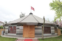 RECEP ÖZTÜRK - Aşık Mevlüt İhsani Çadırı Açıldı