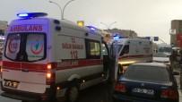 Aşırı Yağışlardan Dolayı Hastaneyi Su Bastı