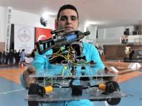 RAMAZAN YıLMAZ - Askerler Ölmesin Diye Savaş Robotu Yaptılar