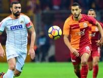 Alanyaspor-Galatasaray maç sonucu: 2-3