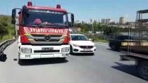 Bahçeşehir'de Trafik Kazası