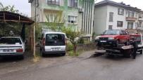 TRAFİK SORUNU - Bartın'da Trafik Kurallarına Uymayan Araçlar Çekici İle Kaldırılıyor