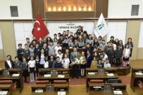 TERMİK SANTRAL - Başkan Ataç Çocuklara Belediyeciliği Anlattı