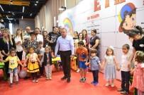 KONYAALTI BELEDİYESİ - Başkan Böcek, 'Bu Fuarda Herkes Mutlu'