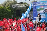ÖZLEM ÇERÇIOĞLU - Başkan Çerçioğlu, Sultanhisar Spor Ve Sosyal Tesislerinin Temelini Attı