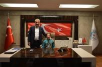Başkan Sungur, Makamını Çocuklara Bıraktı