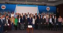 JEOTERMAL KAYNAKLAR - Başkanlar Aydın'nın Jeotermal Geleceğini Konuştu