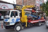 ÇAPA MOTORU - Çapa Motoru Kaza Yaptı Açıklaması 1 Yaralı