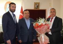Cem Vakfı Sivas Şube Başkanlığı'nda Devir Teslim Töreni