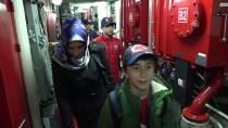 Çocuklar Sahil Güvenlik Gemisiyle Deniz Yolculuğuna Çıktı