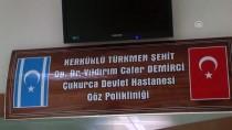 Çukurca'da Göz Polikliniği Açıldı