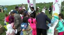 Diyarbakır'da Bin Çocuk Uçurtma Uçurdu