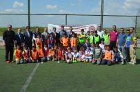 Edirne'de Gençler Halı Sahalarda Buluştu