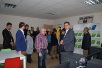 ABDULLAH AKDAŞ - Eğirdir'de Öğrenciler İçin Yazılım Kursu Açıldı