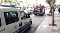 Elektrik Trafosundan Çıkan Yangın Korkuttu