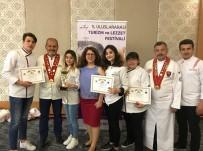 AHMET NECDET SEZER - Esenyurt Üniversitesi Madalyaları Topladı