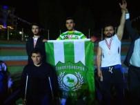 Gökmeydanspor Sporcuları Ringi Rakiplerine Dar Etti