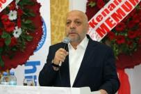 HIZMET İŞ SENDIKASı - HAK-İŞ Genel Başkanı Arslan Açıklaması 'Millet İradesinin Sandığa Yansıyacağı Bir Seçim Olacak'