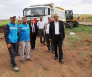 İSMAIL GÜNEŞ - Haliliye'de Park Yapım Çalışmaları Sürüyor