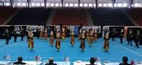 Halk Oyunları Şöleni Sona Erdi