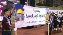 BEYRUT - Hariri'den Kudüs'e Destek Mesajı