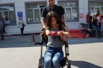 DEVLET HASTANESİ - Hastanedeki Tatbikat Gerçeğini Aratmadı