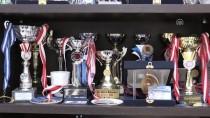 SEMİH SAYGINER - Hidroelektrik Santralinde Dünya Bilardo Şampiyonası'na Hazırlanıyor