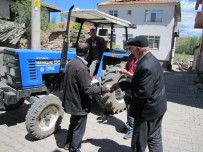 Hisarcık'ta Şükür Duası İçin Hazırlıklar Başladı