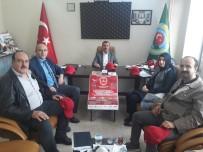 TÜRK SILAHLı KUVVETLERI - Hisarcık'ta Türk Silahlı Kuvvetleri Fahri Tanıtım Kurulu Toplantısı