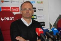 İRFAN BUZ - İrfan Buz Açıklaması 'Allah Nasip Ederse Osmanlıspor'u Ligde Bırakacağız'