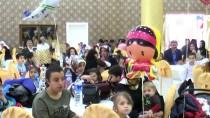 İşitme Engelli Çocuklardan 23 Nisan Etkinliği