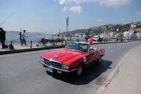 KLASİK OTOMOBİL - İstanbul Boğazı'nda Klasik Otomobil Geçidi
