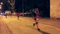 NARLıCA - İznik Ultra Maratonu'nda 140 Kilometrelik Koşu Başladı