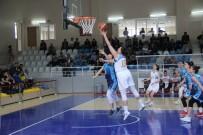 Kadınlar Basketbol 1. Ligi Açıklaması Elazığ İl Özel İdare Açıklaması 103 - Ferko Ilgaz Hotel KBSK Açıklaması 57
