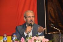 İLAHİYATÇI - Kahta'da 'Bizim Coğrafyamız' Konulu Konferansı Düzenlendi