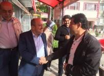 ALI YÜKSEL KAVUŞTU - Kargı'da Seçim Startını Karadağ Verdi