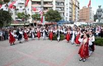 AHMET PIRIŞTINA - Karşıyaka'yı 23 Nisan Coşkusu Sardı