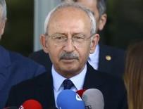 ÖZTÜRK YILMAZ - Kılıçdaroğlu'na CHP'deki adaylar soruldu