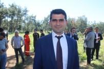 HASAN KAHRAMAN - Kilis Göç İdaresi Müdürlüğü'ne Hasan Kahraman Atandı