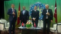CENGİZ AYTMATOV - Kırgızistan'dan Aziz Sancar'a Fahri Profesörlük
