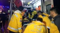 YOLCU OTOBÜSÜ - Konya'da Yolcu Otobüsü Şarampole İndi Açıklaması 18 Yaralı