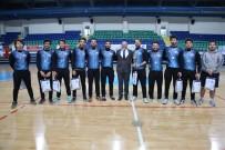 Kütahya'da Basketbol Turnuvası
