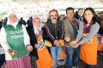 Menteşe'de 'Yerel Tohum-Fide' Şenliği