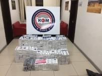 Mersin'de Kaçakçılara Operasyon Açıklaması 5 Gözaltı