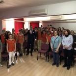 MEZHEP - Mersin'de Öğrencilere 'Çocuk Hakları' Anlatıldı