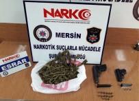 Mersin'de Uyuşturucu Operasyonu Açıklaması 4 Gözaltı