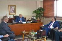 METEMDER'den MTSO Başkanı Kızıltan'a Hayırlı Olsun Ziyareti