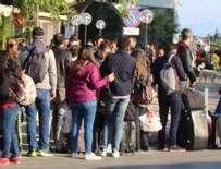 Midilli Adası'na '3 Günlük Tatil' İlgisi