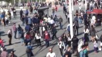 İSTİKLAL - (Özel) Beyoğlu'nda Dilenci Operasyonu
